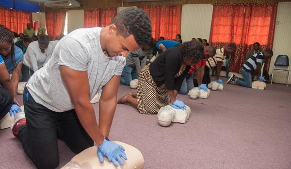 ADRA First Aid Training