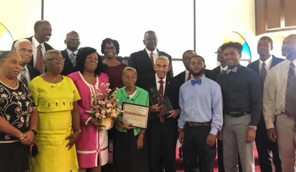 Honoring a half century of gospel ministry