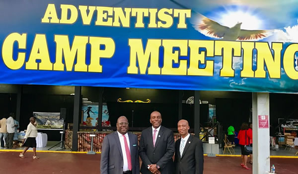 Opening of Adventist Camp Meeting 2018