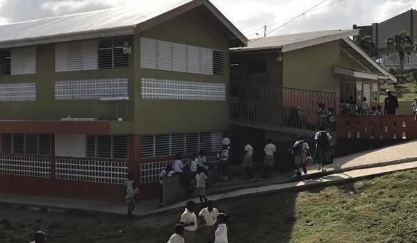 Scarborough School Tobago