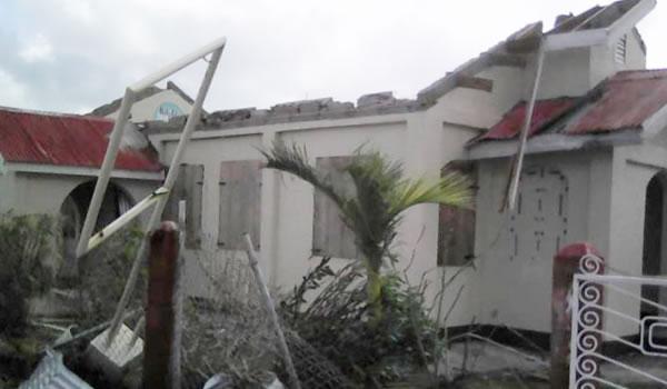 Barbuda SDA church