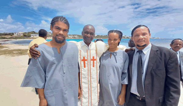 Baptism in Anguilla