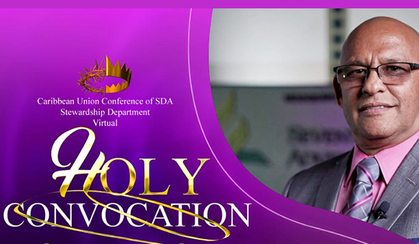 Holy Convocation Banner